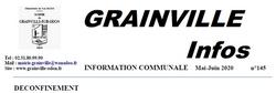 GRAINVILLE Infos INFORMATION COMMUNALE mai 2020 n°144